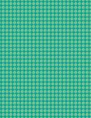 Patrón de círculos — Vector de stock
