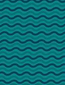 Wavy line background pattern — Stock Vector
