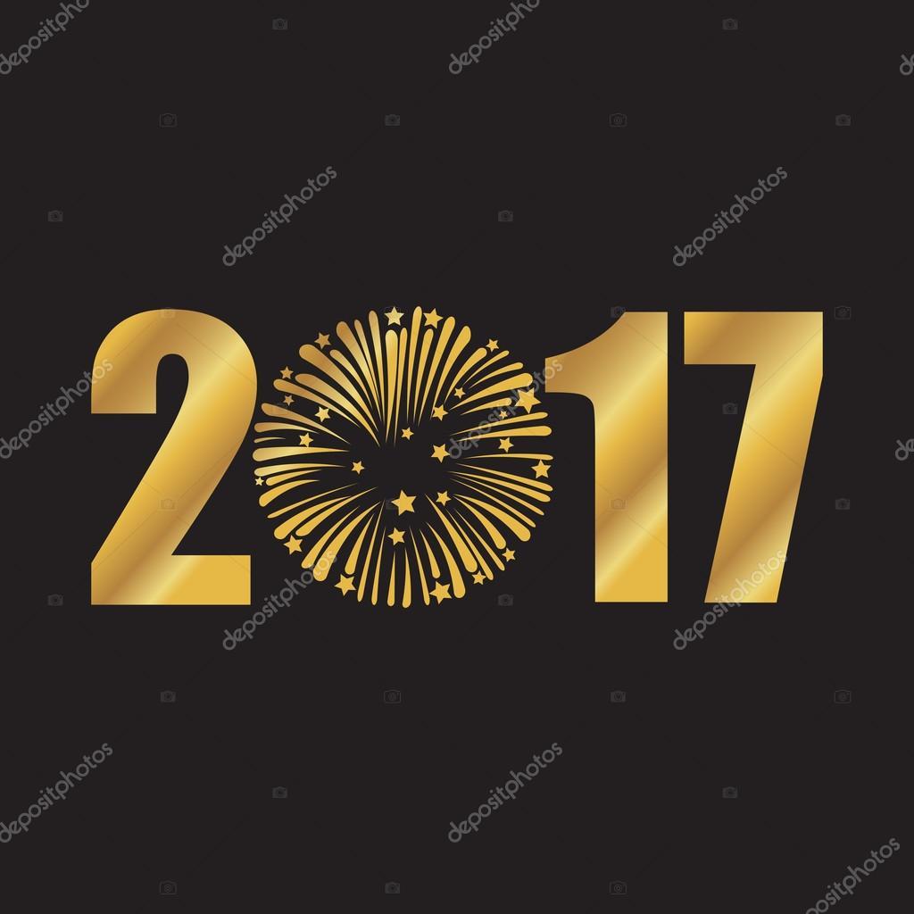 Tarjeta de felicitaci n de feliz a o nuevo 2017 archivo - Felicitaciones ano 2017 ...