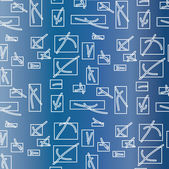 Abstract background (blue) — Stock Photo