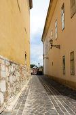 Narrow street — Stock Photo