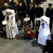 Holy Week in Sardinia — Stock Photo