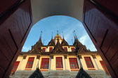 Pavilion in thai temple   — ストック写真