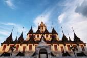 Pavilion in thai temple    — Stockfoto