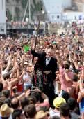 Feasts of Sant Joan in Ciutadella, Menorca — Stockfoto