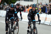 Majorca Challenge cyclist 2015 — Stock Photo