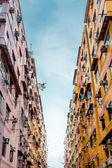 Mieszkalnych Aprtament w starej dzielnicy, Hong Kong, Asia — Zdjęcie stockowe
