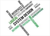 SYSTEM DESIGN — Stock Vector