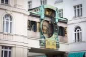 Anker Clock, Vienna — Stock Photo