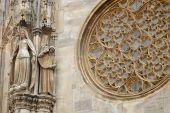 святого стефана собор, вена, австрия — Стоковое фото