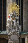St. Stephans cathedral, Vienna, Austria — Stock Photo