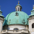 The Peterskirche (St. Peters Church) in Vienna, Austria. — Stock Photo #55283679