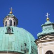 The Peterskirche (St. Peters Church) in Vienna, Austria. — Stock Photo #55284367