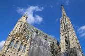 St. Stephans cathedral, Vienna, Austria — Stock Photo