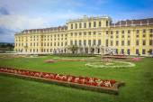 Schonbrunn Palace in Vienna, Austria — Stock Photo