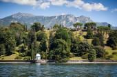 Villa Melzi, Bellagio, Lake Como — Stock Photo