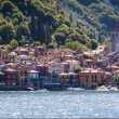 Varenna in Lake Como, Italy — Stock Photo #72579639
