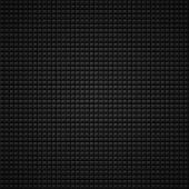 Black 3d seamless texture — Vettoriale Stock