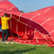 Ferrara Balloons Festival 2014 — Stock Photo #52923885