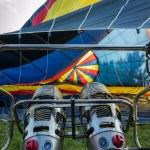 Ferrara Balloons Festival 2014 — Stock Photo #52924727