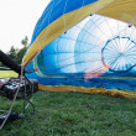 Ferrara Balloons Festival 2014 — Stock Photo #52925457