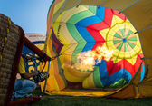 Ferrara Balloons Festival 2014 — Stock Photo