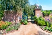 Chicago Botanic Garded, USA — Stock Photo