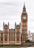 London Big Ben clock tower — Stock Photo