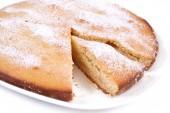 Zelfgemaakt gebak — Stockfoto