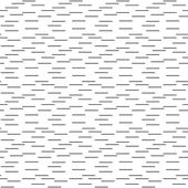 Abstract Black and White Illusion Vector Seamless Pattern. Line appears to tilt. — Stock Vector