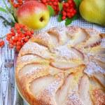 päron tårta — Stockfoto #51952811