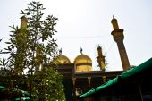 The shrine of Imam Moussa al Kadhim — Стоковое фото