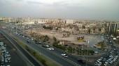 Aerial shot of the Medina — Stock Photo
