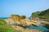 Ho Ping Island Hi Park located in Keelung,Taiwan. — Stock Photo