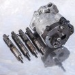 Fuel Injection Pump with injectors. — Стоковое фото #52037095