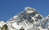 Everest Dağı (8848 m) nepal, Himalayalar'ın güzel manzarasını. — Stok fotoğraf