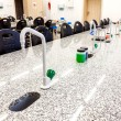 Photo of a school research laboratory. — Stock Photo #56786675