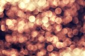 Abstract background made of water reflection bokeh circles. — ストック写真