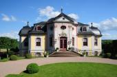 Baroque castle of Dornburg Thuringia — Stock Photo
