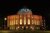 Chemnitz opera Saxony — Stock Photo