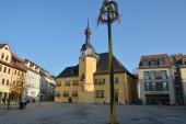 Town hall of Apolda — Stock Photo
