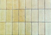 Old marble tiled floor texture background — Stock Photo
