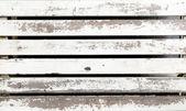 Eski Beyaz ahşap doku ve arka plan — Stok fotoğraf