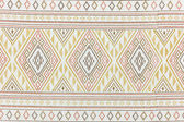 Local north Thailand pattern design made fabric and silk — Stock Photo