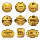 Qualidade Premium 2 — Vetor de Stock