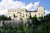 Trauttmansdorff Castle in Merano — Stock Photo