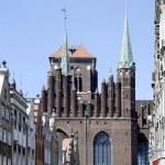 Saint Marys Church of Gdansk in Poland — Stock Photo #63575251