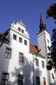 Castle Doberlug - Germany — Stock Photo