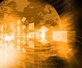 Działalności globalnej sieci — Zdjęcie stockowe