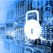Cyber security concept — Stock Photo #56878415